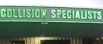 Heber Springs Collision Specs