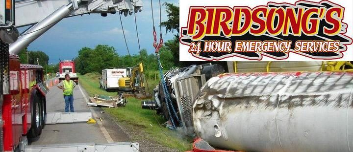 Birdsongs 24 Hour Emergency Services